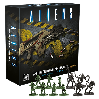 Aliens : Another Glorious Day in the Corps Coop Survival Game