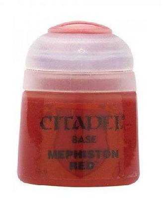 Base - Mephiston Red 12ml