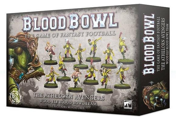 Blood Bowl Team - Wood Elf Athelorn Avengers
