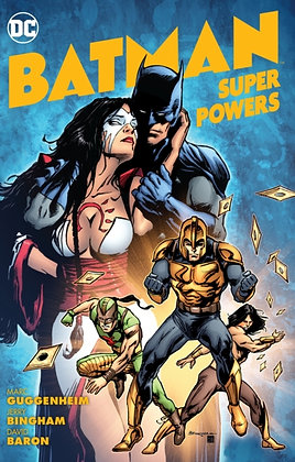 Batman Super Powers