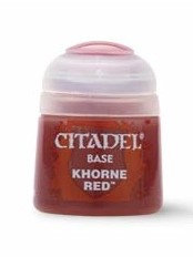 Base - Khorne Red 12ml