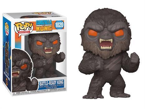 Funko Pop Godzilla Vs Kong - Angry Kong