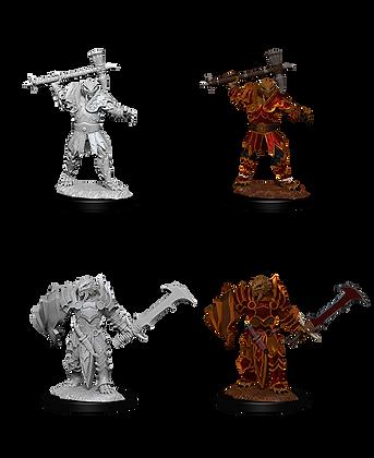 Dragonborn Paladin ( Male ) - D&D Nolzurs Marvelous Miniatures