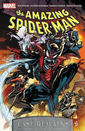 Spiderman, Amazing - Last Remains
