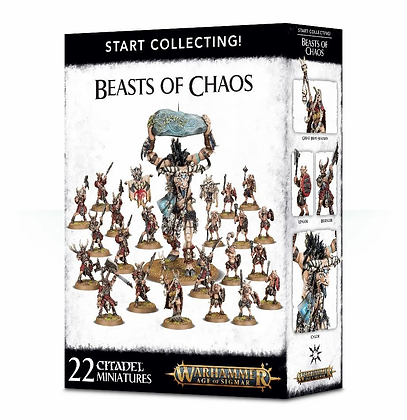 Age of Sigmar - Start Collecting - Beasts of Chaos