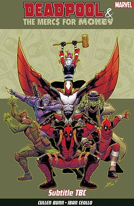 Deadpool and the Mercs for Money - Mo' Mercs, Mo' Monkeys