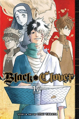 Black Clover Vol 17