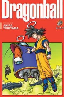 Dragon Ball (3-in-1 Edition), Vol. 12 : Includes Vols. 34, 35, 36