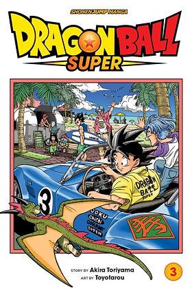Dragon Ball Super Vol. 03