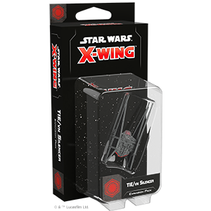 Star Wars X wing First Order - TIE/vn Silencer Expansion Pack