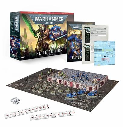 Boxed Game - Warhammer 40k - Elite Edition