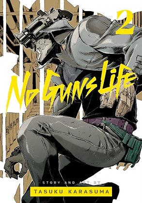 No Guns Life, Vol. 02