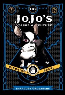 JoJo's Bizarre Adventure: Part 3 Stardust Crusaders, Vol. 08