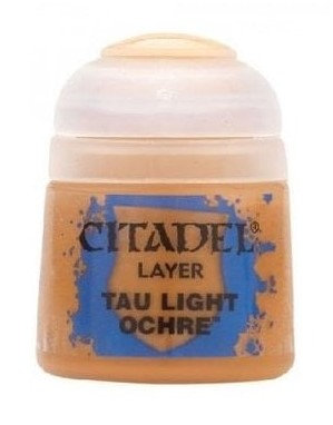 Layer - Tau Light Ochre 12ml