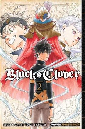 Black Clover Vol 02