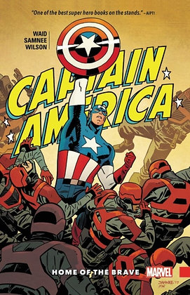 Captain America - Home of the Brave