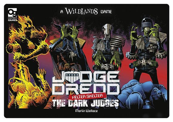 Judge Dredd Helter Skelter - Dark Judges Expansion
