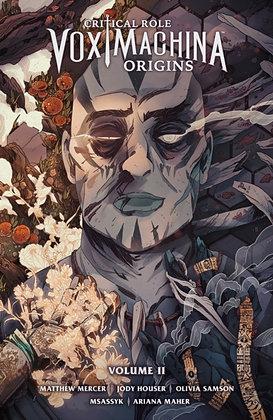Critical Role Vox Machina Origins Vol 2