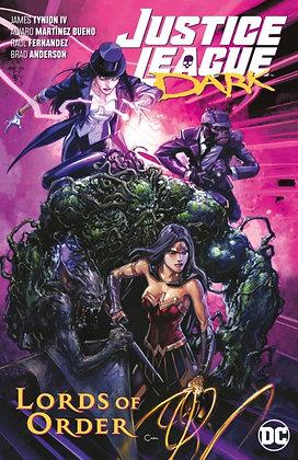 Justice League Dark (Rebirth) Vol 2 - Lords of Order