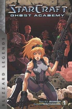 Starcraft Ghost Academy - Volume 1