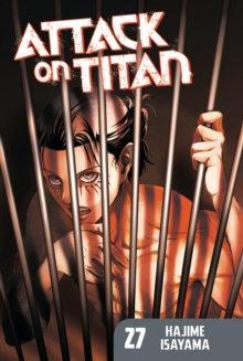 Attack On Titan Vol 27