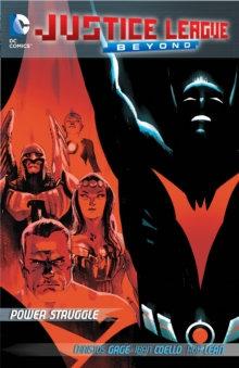 Justice League Beyond Power Struggle