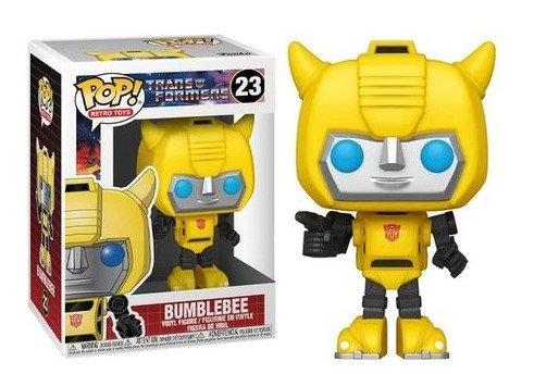 Funko Pop Transformers Retro / G1 - Bumblebee