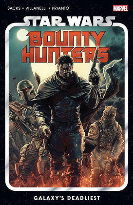 Star Wars Bounty Hunters Vol 1