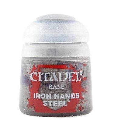 Base - Iron Hands Steel 12ml