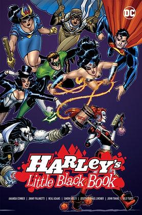 Harley's little black book - Harley Quinn