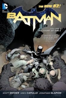 Batman (New 52) Vol 1 The Court Of Owls