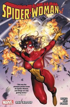 Spiderwoman Vol 1: Bad Blood