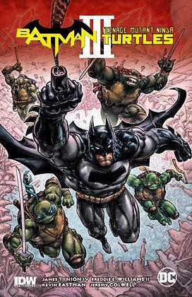 Batman Teenage Mutant Ninja Turtles 3
