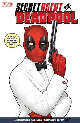 Deadpool, Secret Agent
