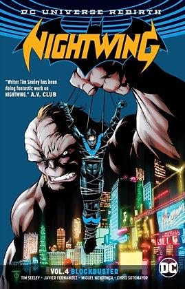 Nightwing Rebirth Vol 04 - Blockbuster