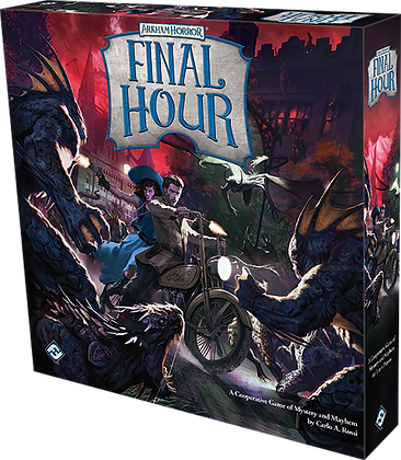 Arkham Horror - Final Hour