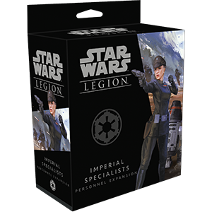 Star Wars Legion - Empire - Imperial Specialists Personnel Expansion