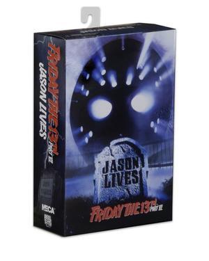 Jason Voorhees - Friday the 13th part 6 - Jason Lives - Neca Figure