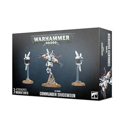 T'au - Commander Shadowsun - Tau