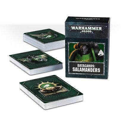 Datacards - Salamanders