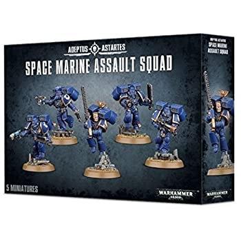 Space Marines - Assault Squad