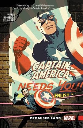 Captain America - Promised Land