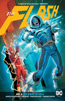 Flash, The (Rebirth) Vol 06 - Cold Day In Hell
