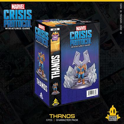 Marvel Crisis Protocol - Thanos