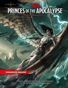 Books - Dungeons & Dragons Princes of the Apocalypse