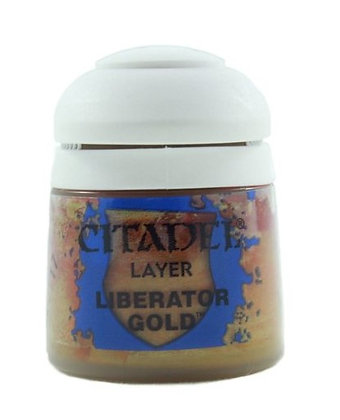Layer - Liberator Gold 12ml