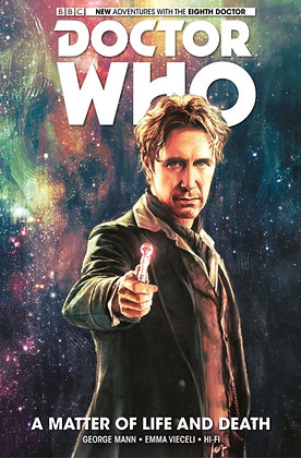 Doctor Who 8th Doctor Vol 1 - A Matter of Life and Death