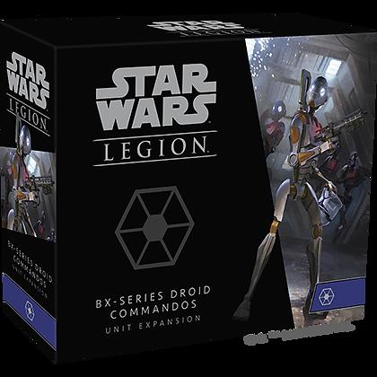 Star Wars Legion - Separatist - BX Series Droid Commandos