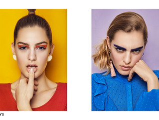 "Lucy Magazine - Beauty Editorial  ""MOODS"""