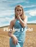 "Elléments Magazine (US)- ""Playing Field"""